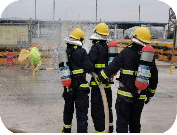 消防月活动 | 强化安全意识,提升消防技能